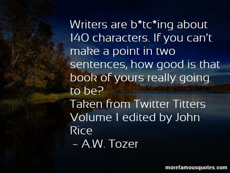 A.W. Tozer Quotes Pictures 3