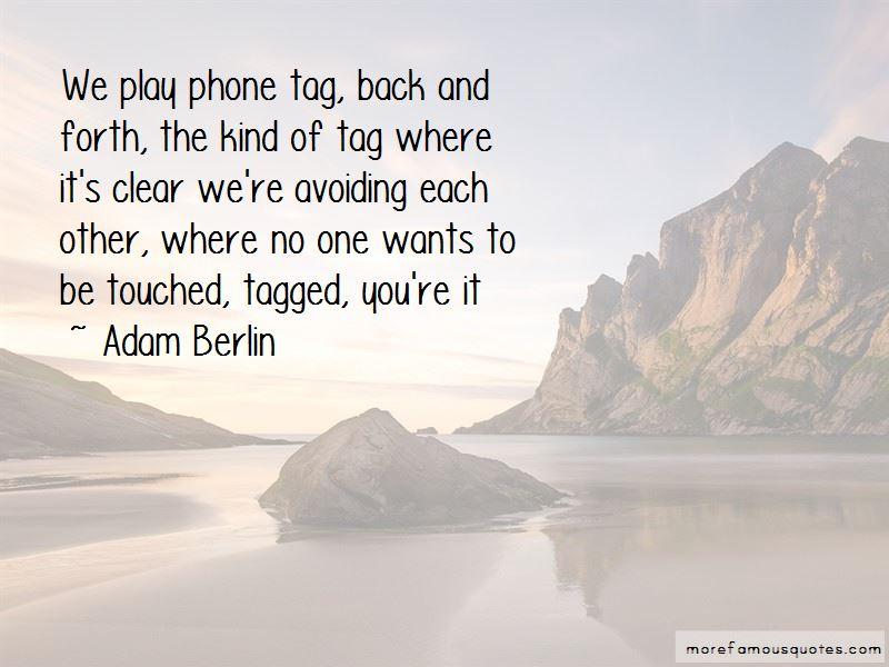 Adam Berlin Quotes Pictures 3