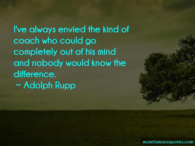 Adolph Rupp Quotes Pictures 4