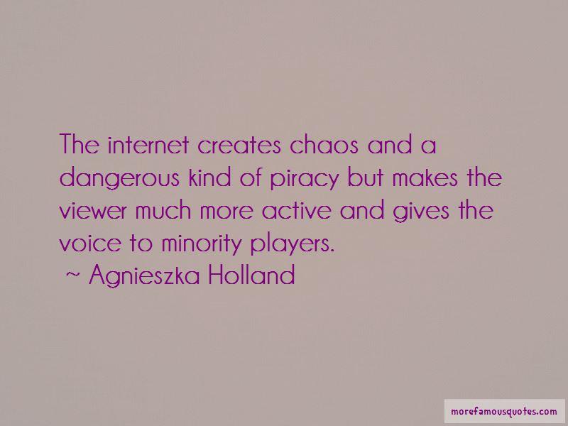 Agnieszka Holland Quotes Pictures 2