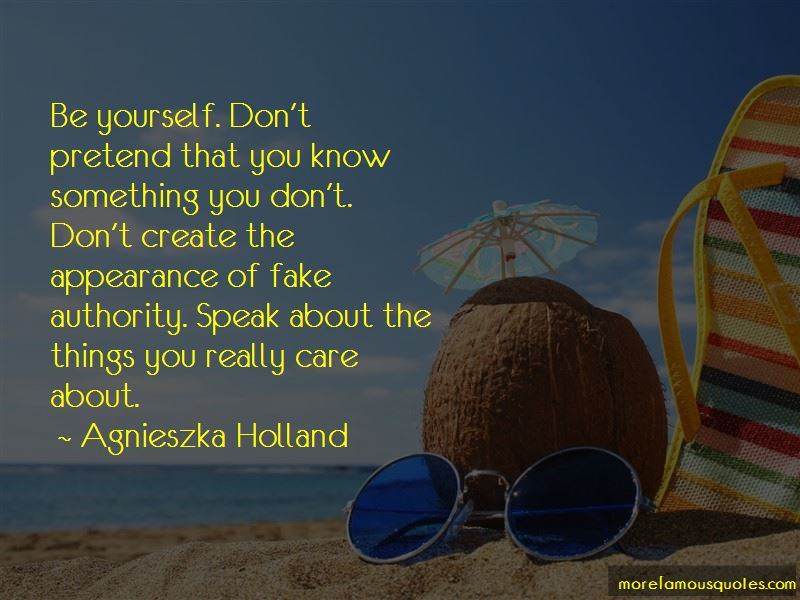 Agnieszka Holland Quotes Pictures 3