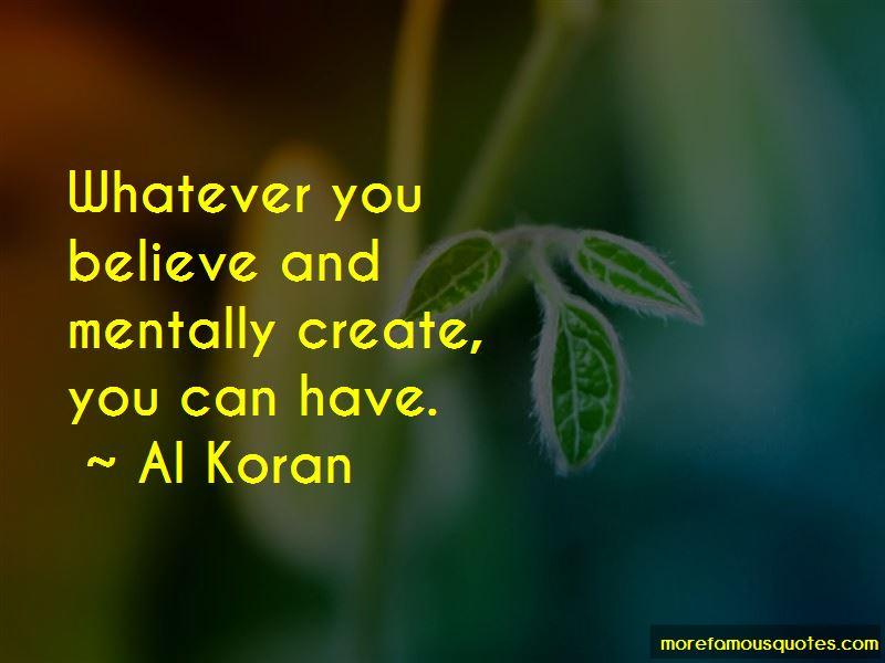 Al Koran Quotes