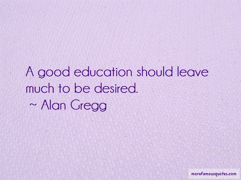Alan Gregg Quotes Pictures 2