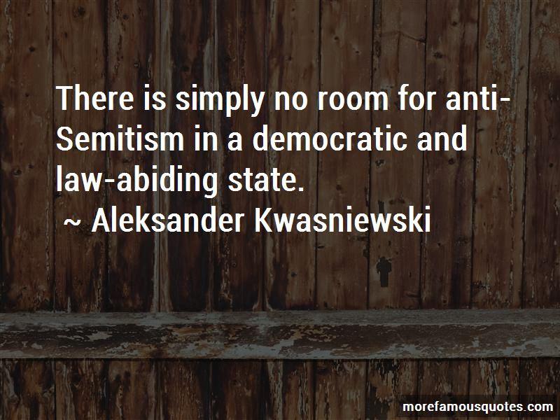 Aleksander Kwasniewski Quotes Pictures 4