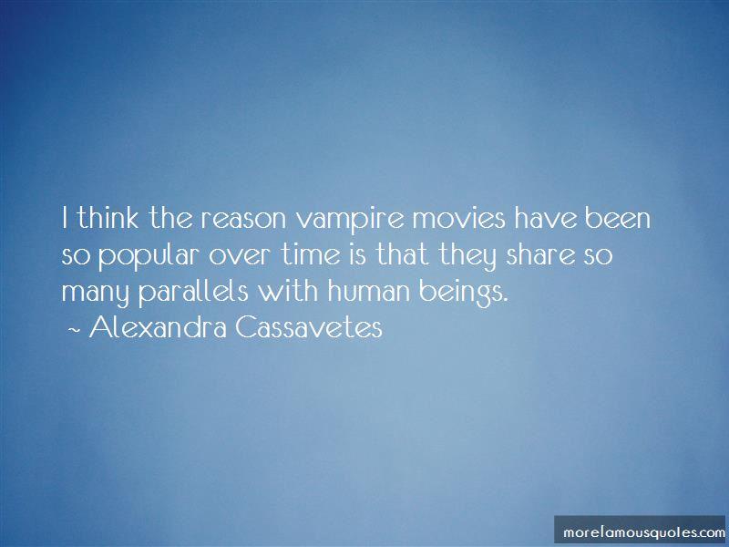 Alexandra Cassavetes Quotes Pictures 4