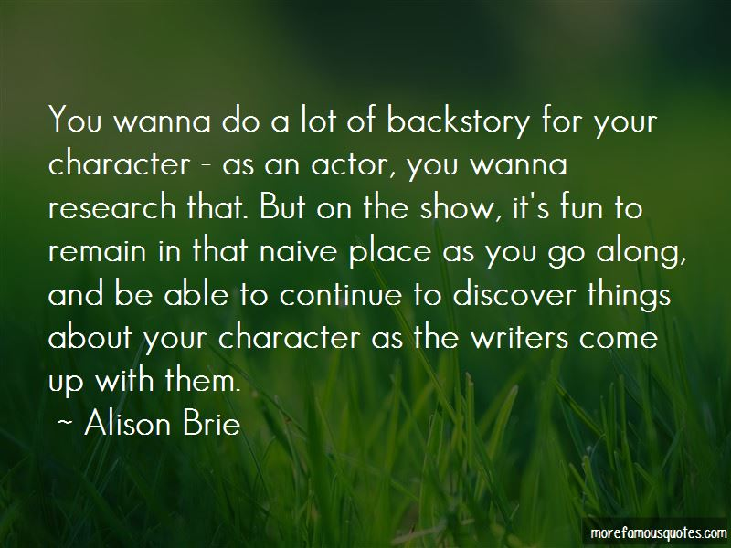 Alison Brie Quotes Pictures 2