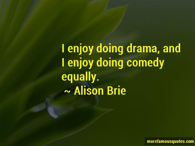 Alison Brie Quotes Pictures 3