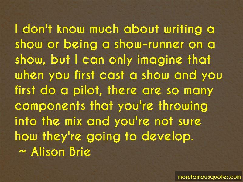 Alison Brie Quotes Pictures 4
