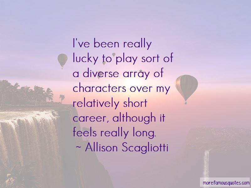 Allison Scagliotti Quotes Pictures 2