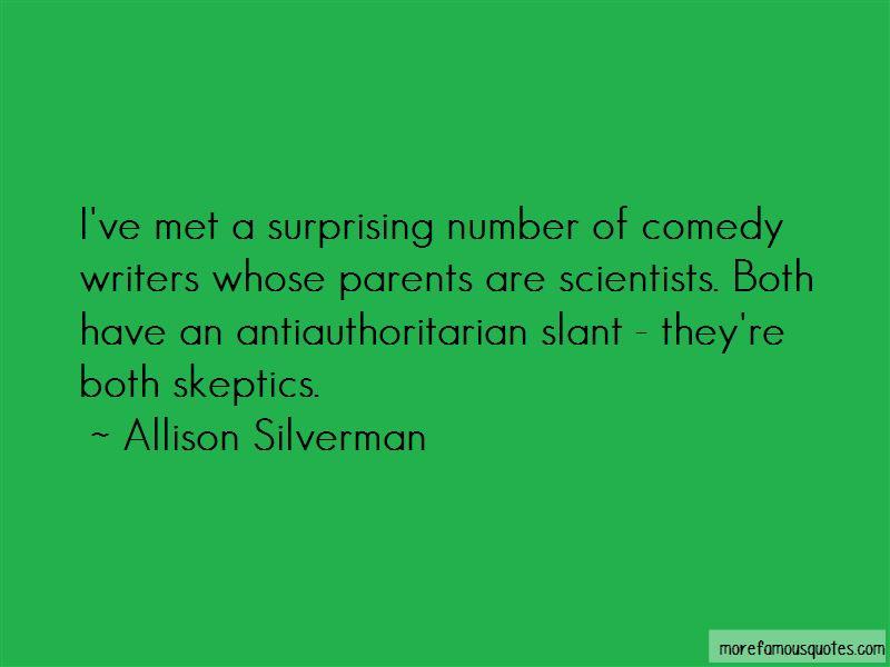 Allison Silverman Quotes Pictures 4