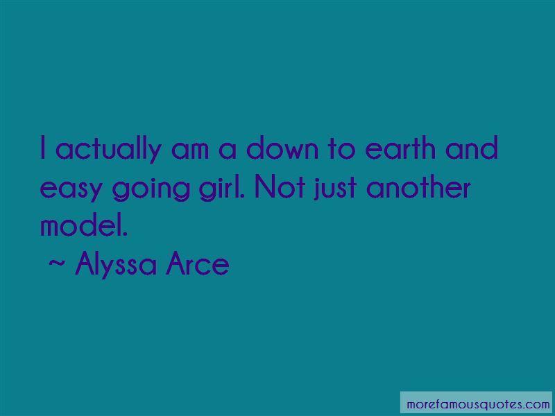 Alyssa Arce Quotes