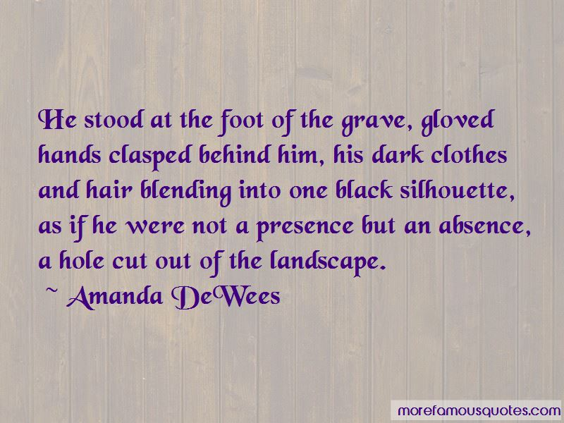 Amanda DeWees Quotes Pictures 3