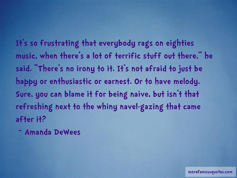 Amanda DeWees Quotes Pictures 4