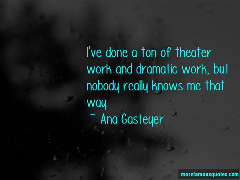 Ana Gasteyer Quotes Pictures 4