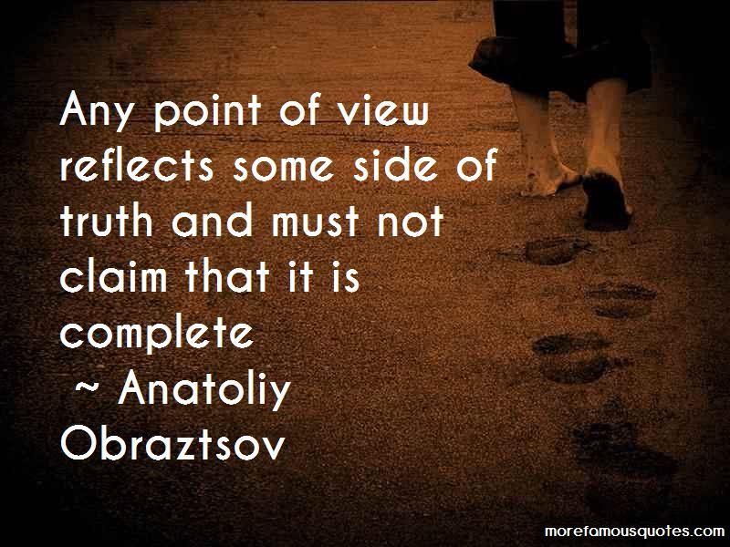 Anatoliy Obraztsov Quotes