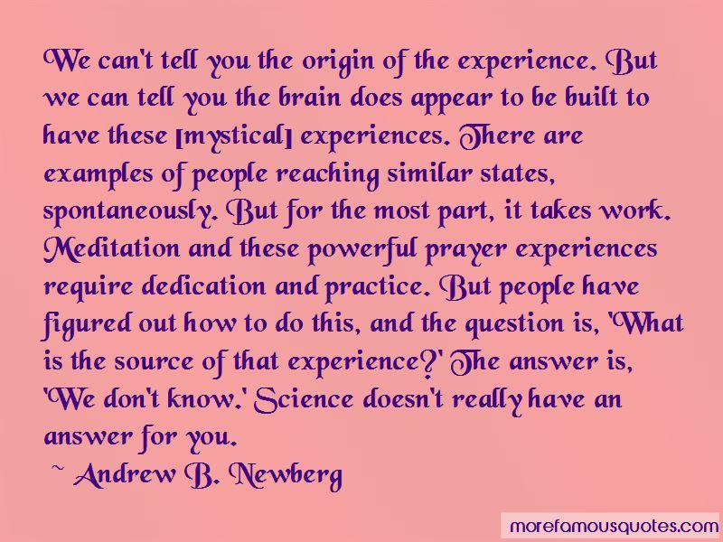 Andrew B. Newberg Quotes Pictures 3