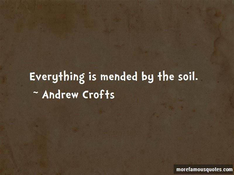 Andrew Crofts Quotes