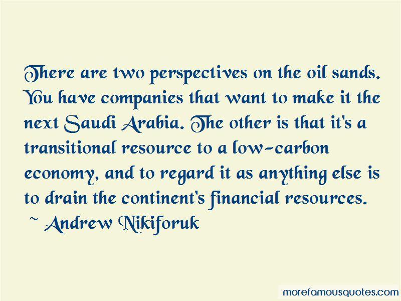 Andrew Nikiforuk Quotes Pictures 4