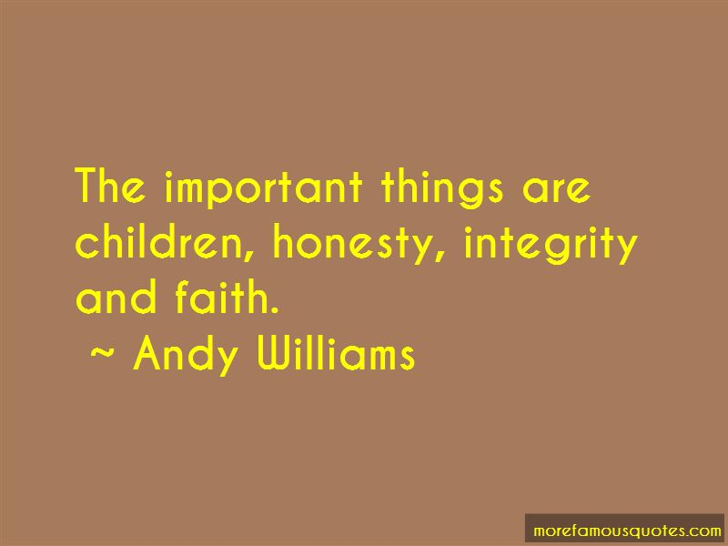 Andy Williams Quotes Pictures 4