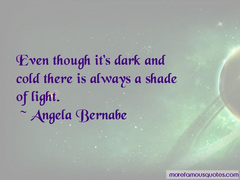 Angela Bernabe Quotes Pictures 2
