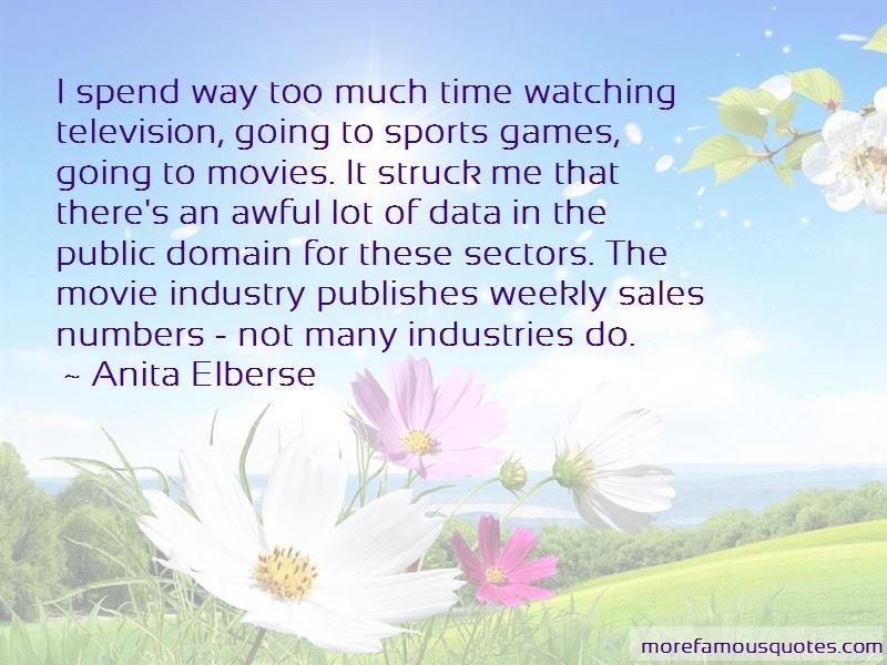 Anita Elberse Quotes