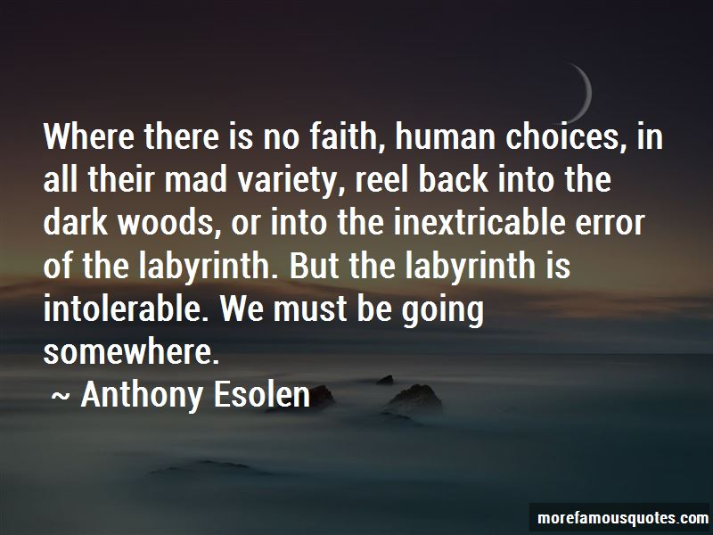 Anthony Esolen Quotes Pictures 2