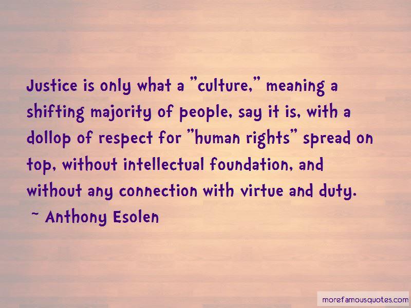 Anthony Esolen Quotes