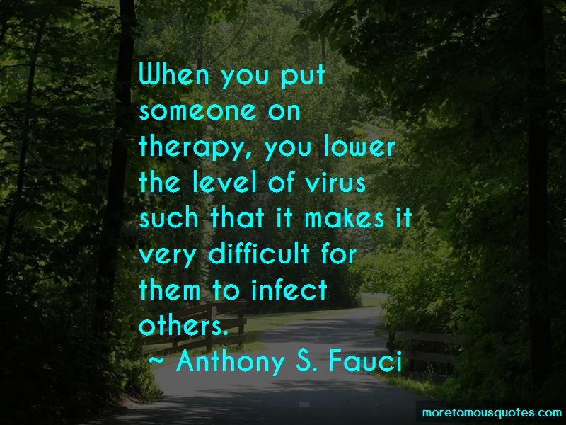 Anthony S. Fauci Quotes Pictures 2