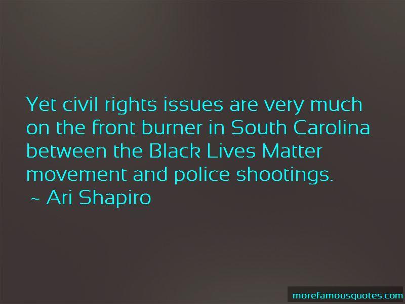 Ari Shapiro Quotes