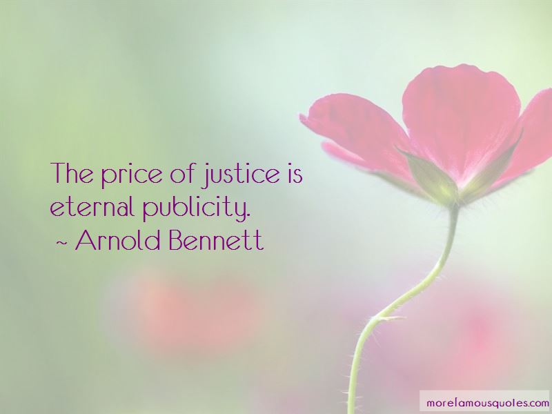 Arnold Bennett Quotes Pictures 2