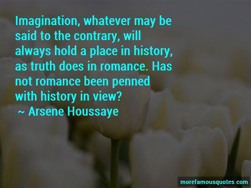 Arsene Houssaye Quotes Pictures 3