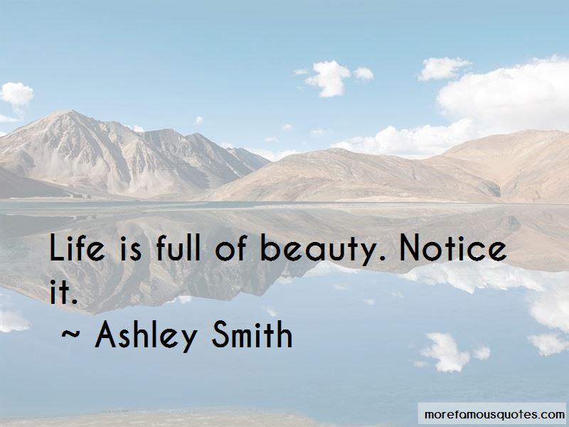 Ashley Smith Quotes Pictures 3