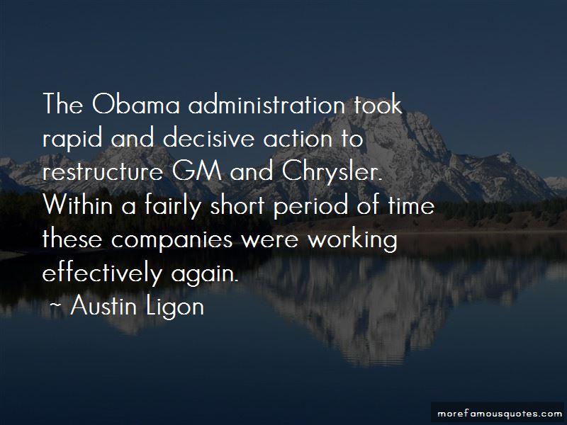 Austin Ligon Quotes