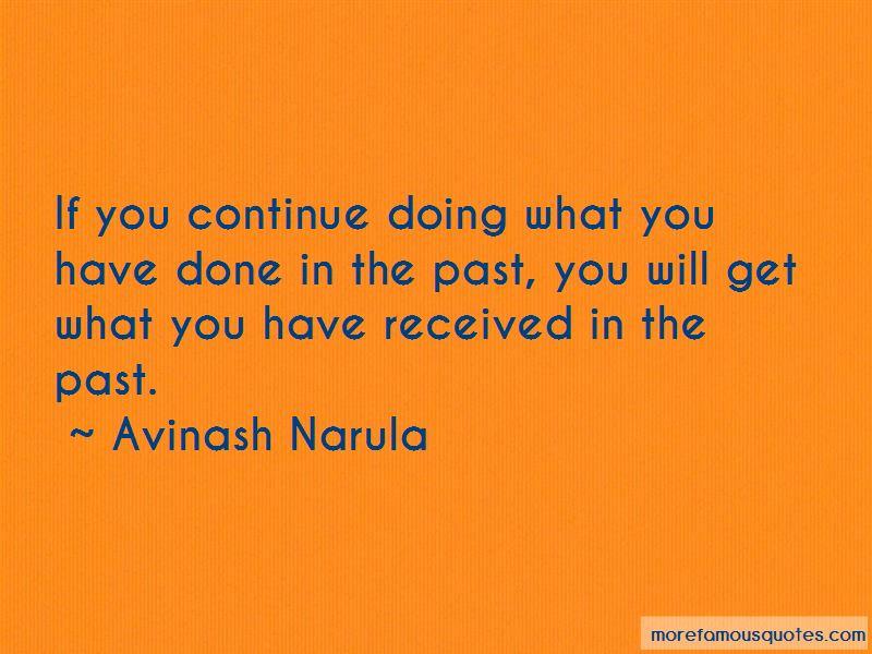 Avinash Narula Quotes