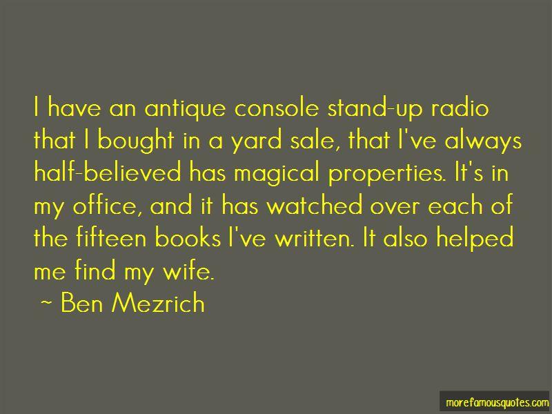 Ben Mezrich Quotes Pictures 4