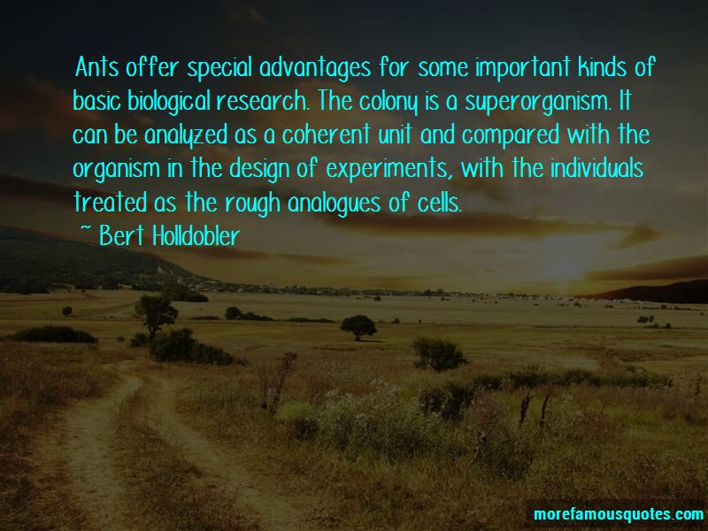 Bert Holldobler Quotes Pictures 3