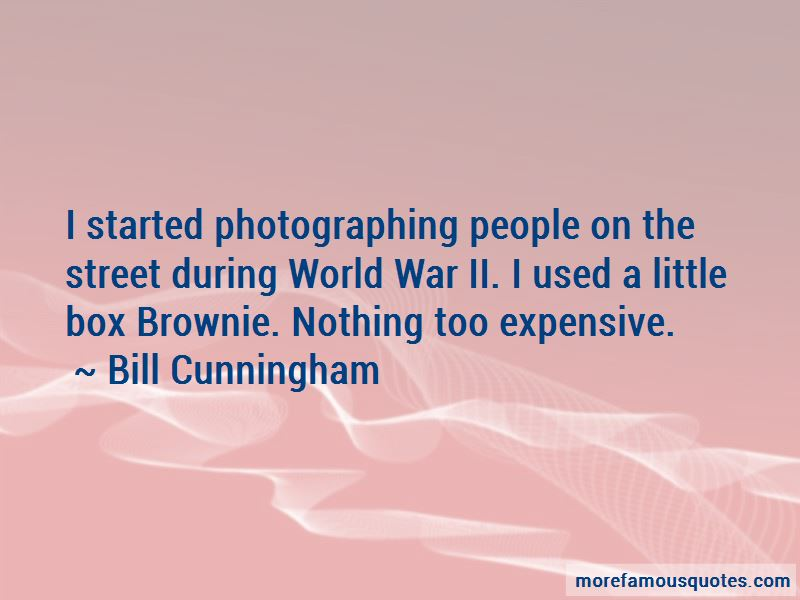 Bill Cunningham Quotes Pictures 4