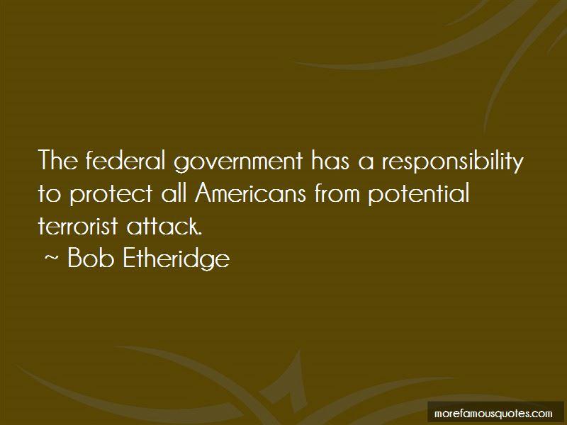 Bob Etheridge Quotes