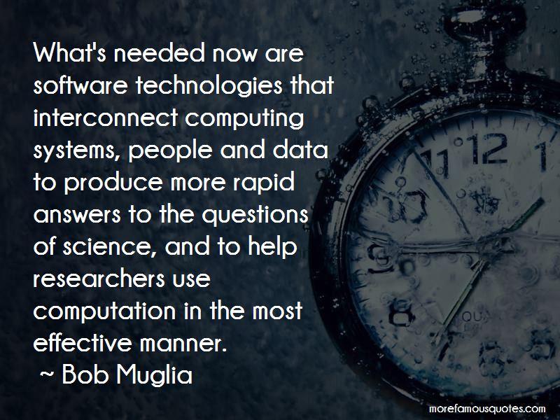 Bob Muglia Quotes Pictures 2