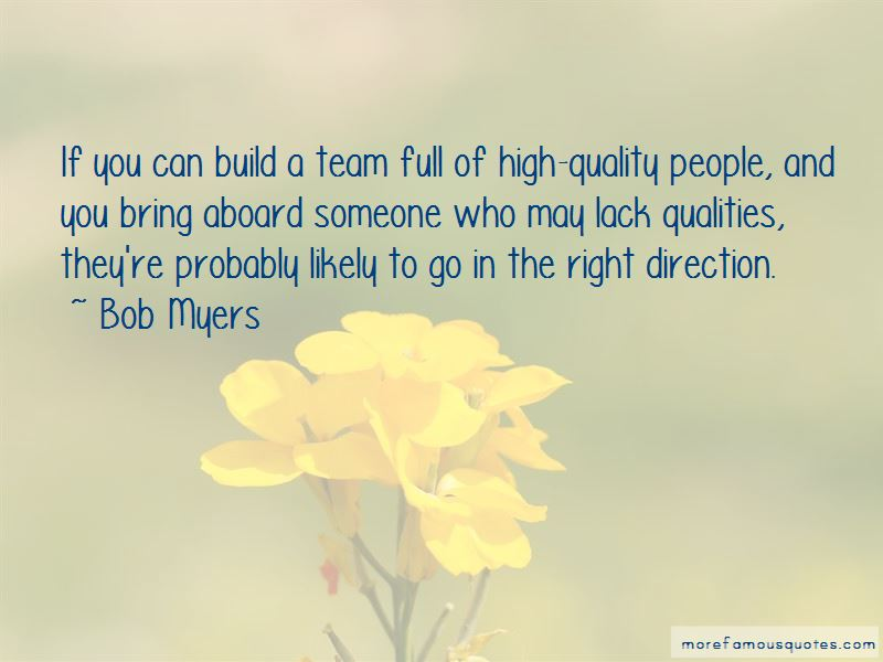 Bob Myers Quotes Pictures 4