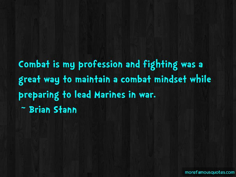 Brian Stann Quotes Pictures 4