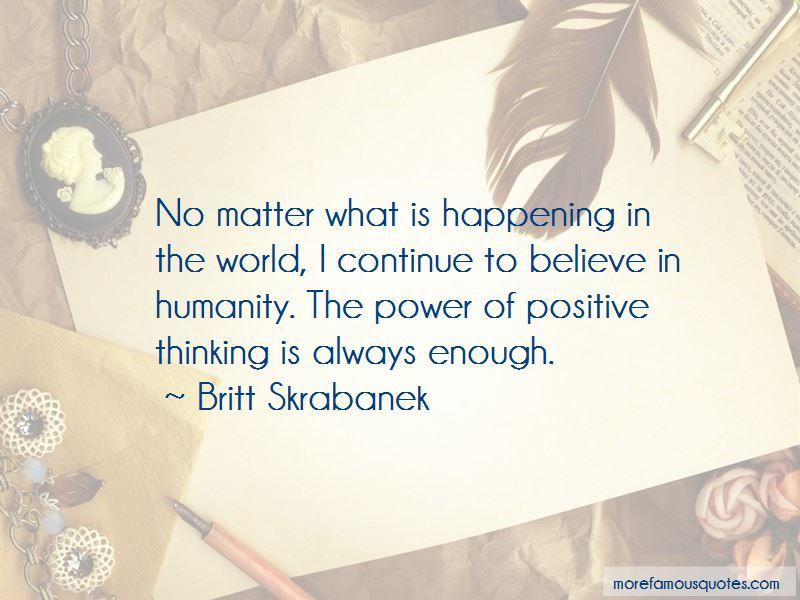 Britt Skrabanek Quotes Pictures 2