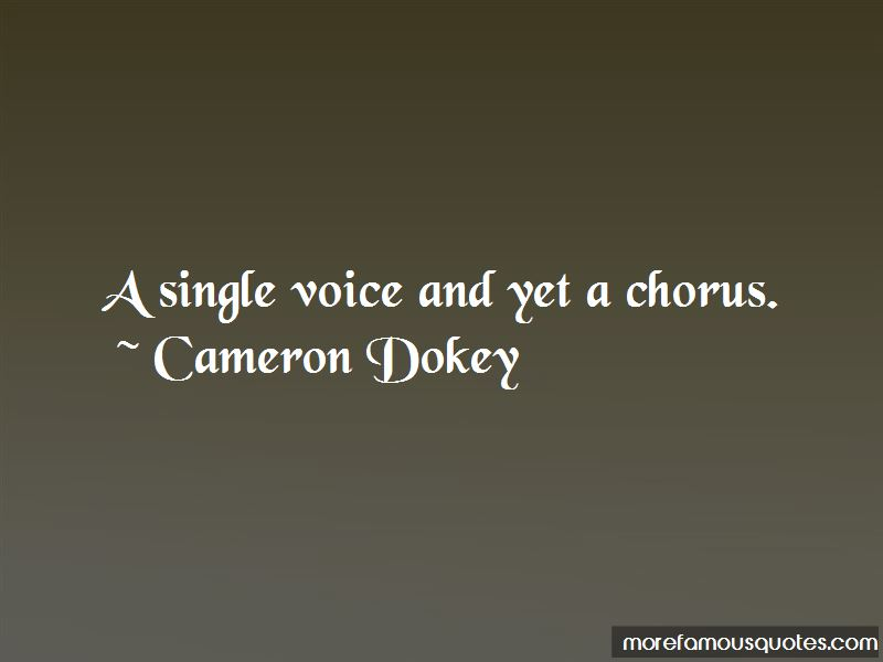 Cameron Dokey Quotes Pictures 2