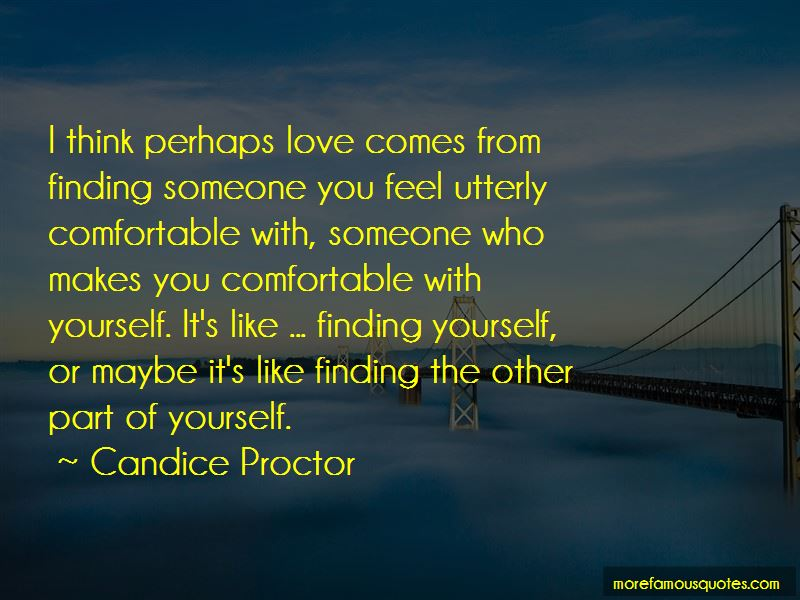 Candice Proctor Quotes Pictures 2
