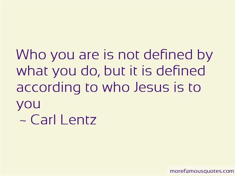 Carl Lentz Quotes
