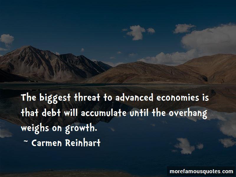 Carmen Reinhart Quotes Pictures 4