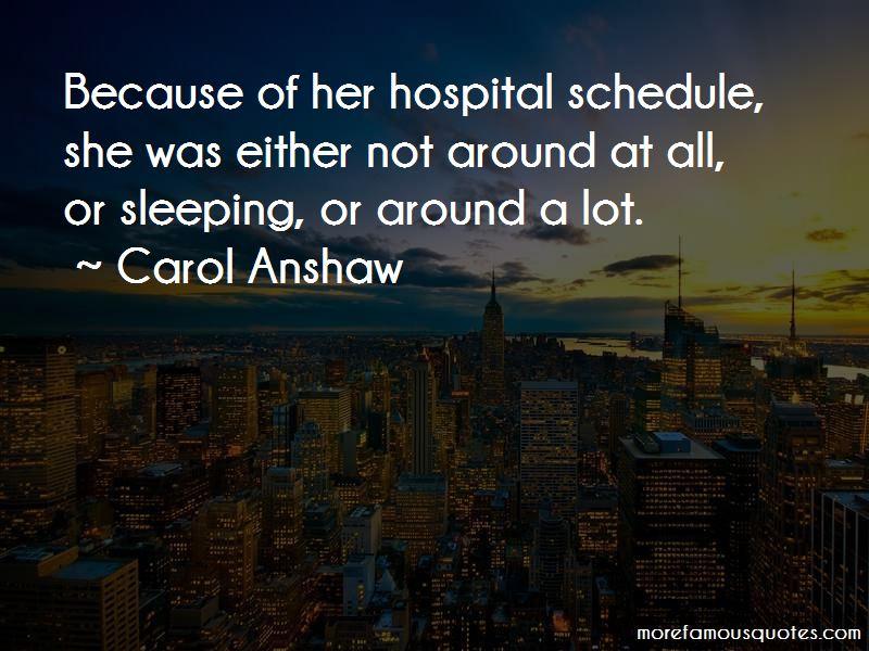 Carol Anshaw Quotes Pictures 2