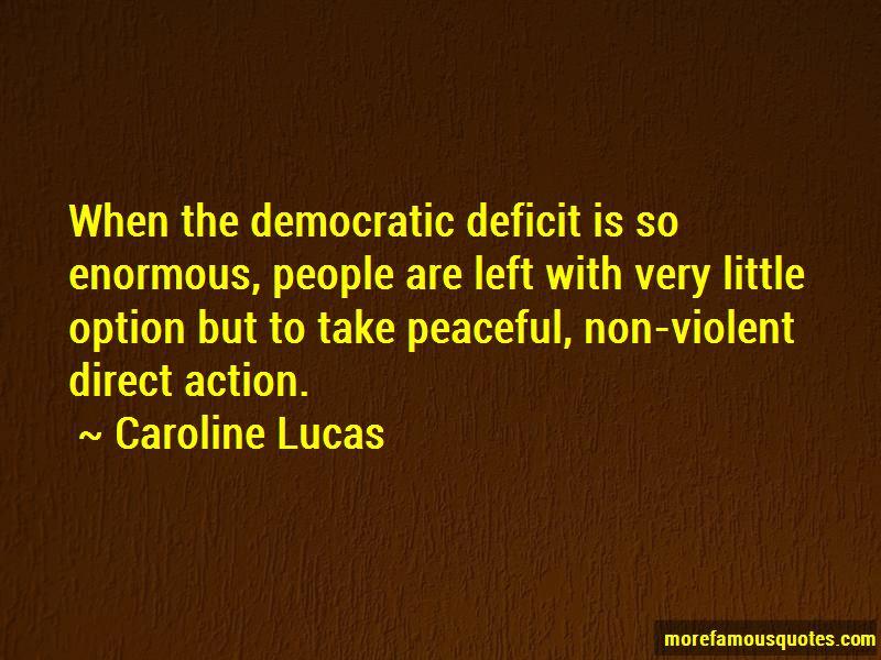 Caroline Lucas Quotes Pictures 2