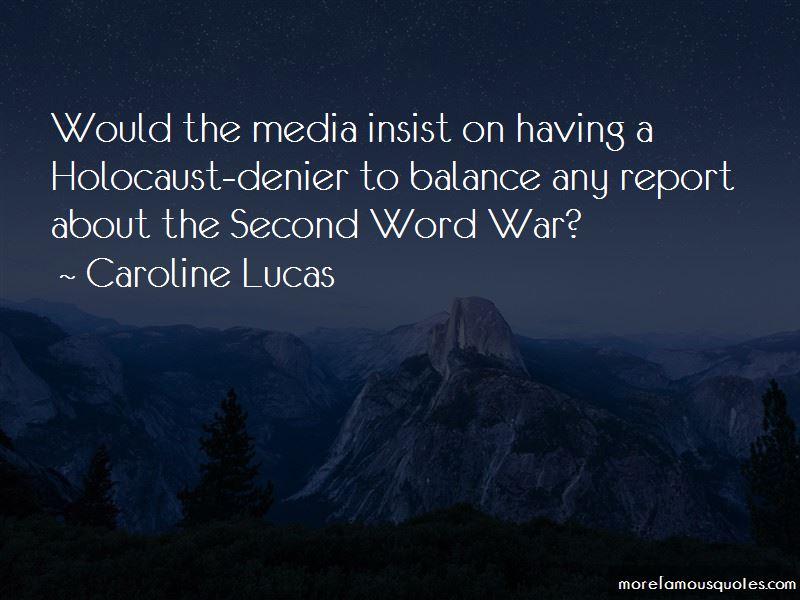 Caroline Lucas Quotes Pictures 3