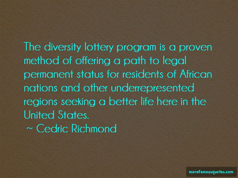Cedric Richmond Quotes Pictures 3